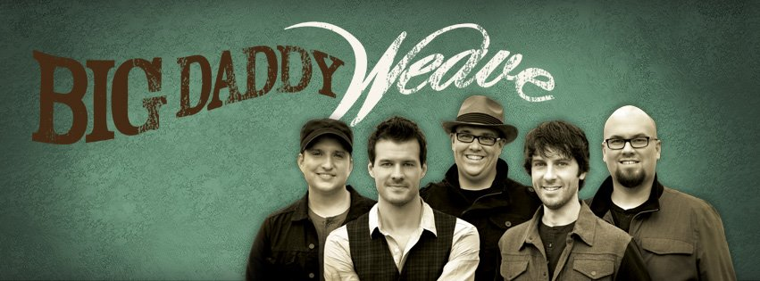Mike Weaver Big Daddy Weave Interview Clips Life 88 5
