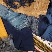 Sale - set of warm clothes