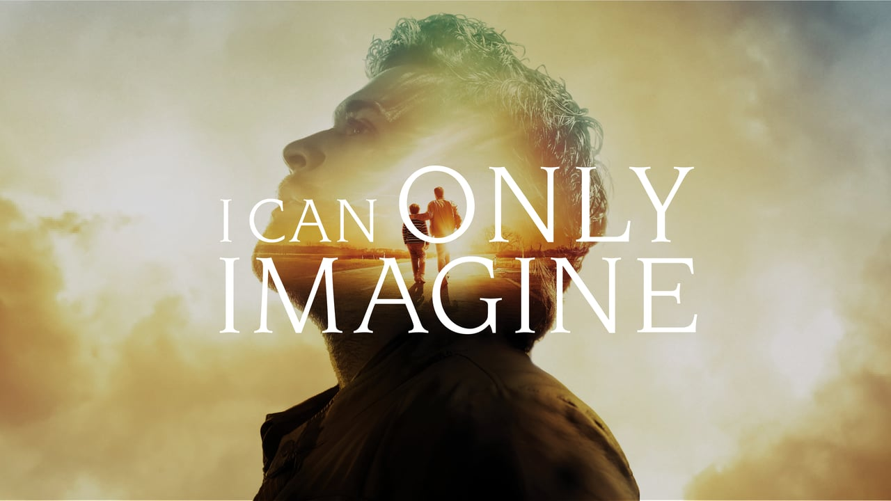 i can only imagine - DVD Image