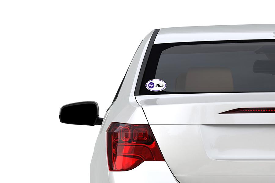 KC Bumper Sticker
